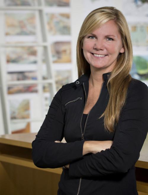 Photo of Lucy Aiken-Johnson, ASID, IIDA