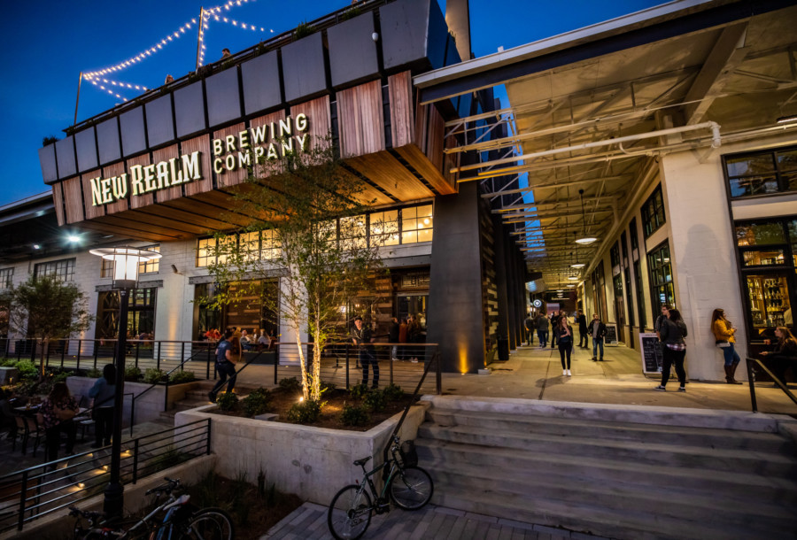 Image of Project New Realm Brewing