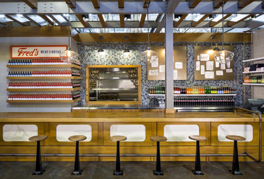 Image of Project Krog Street Food Stalls