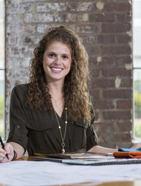 Photo of Catrina Rosa O'Keefe, NCIDQ, LEED Green Associate